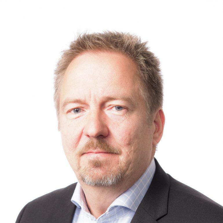 Mikael Strang henkilökuva