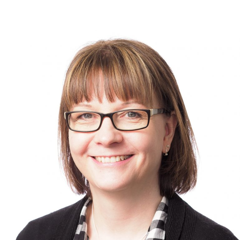 Heidi Ramstedt-Otava henkilökuva