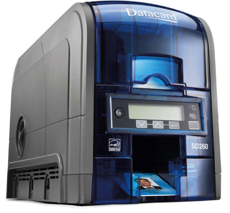 Datacard ® SD260 muovikorttitulostin